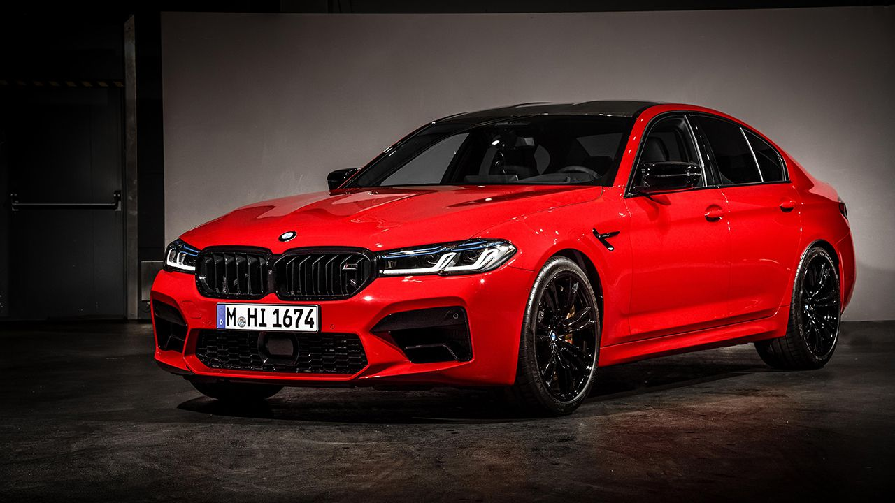 Nuevo M550i xDrive y M5 de BMW