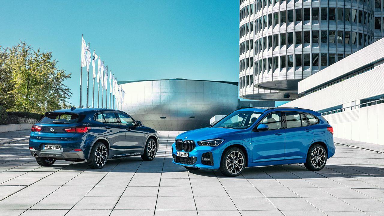 BMW X1 y X2 XDrive 25e