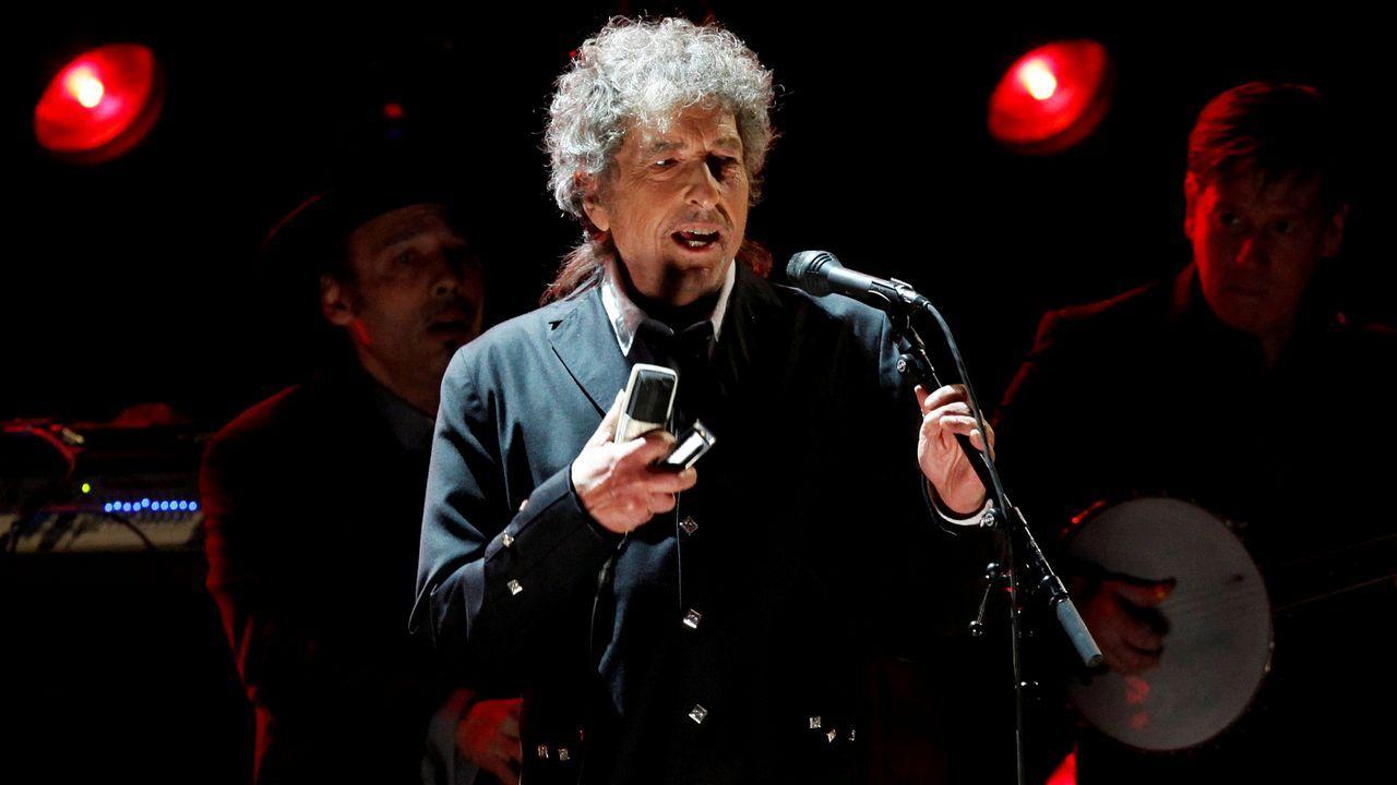 Willie Nile en un concierto en Santiago