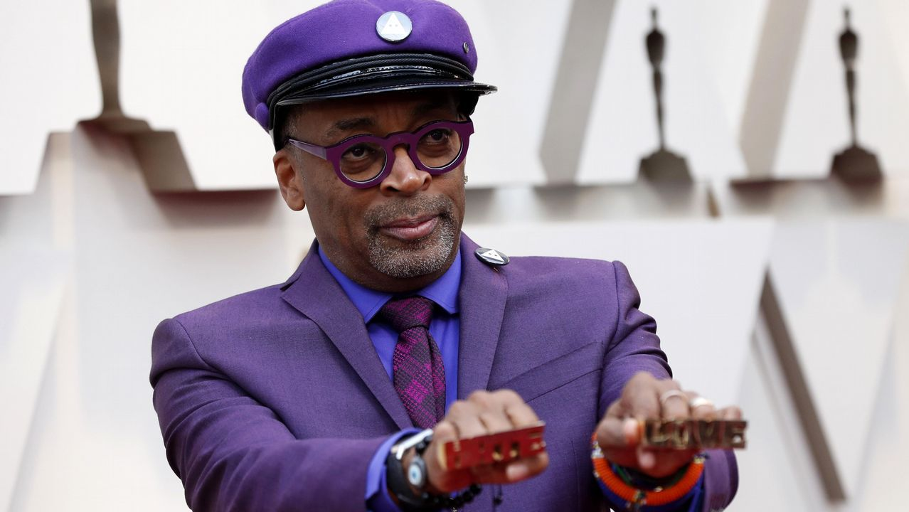 El director Spike Lee