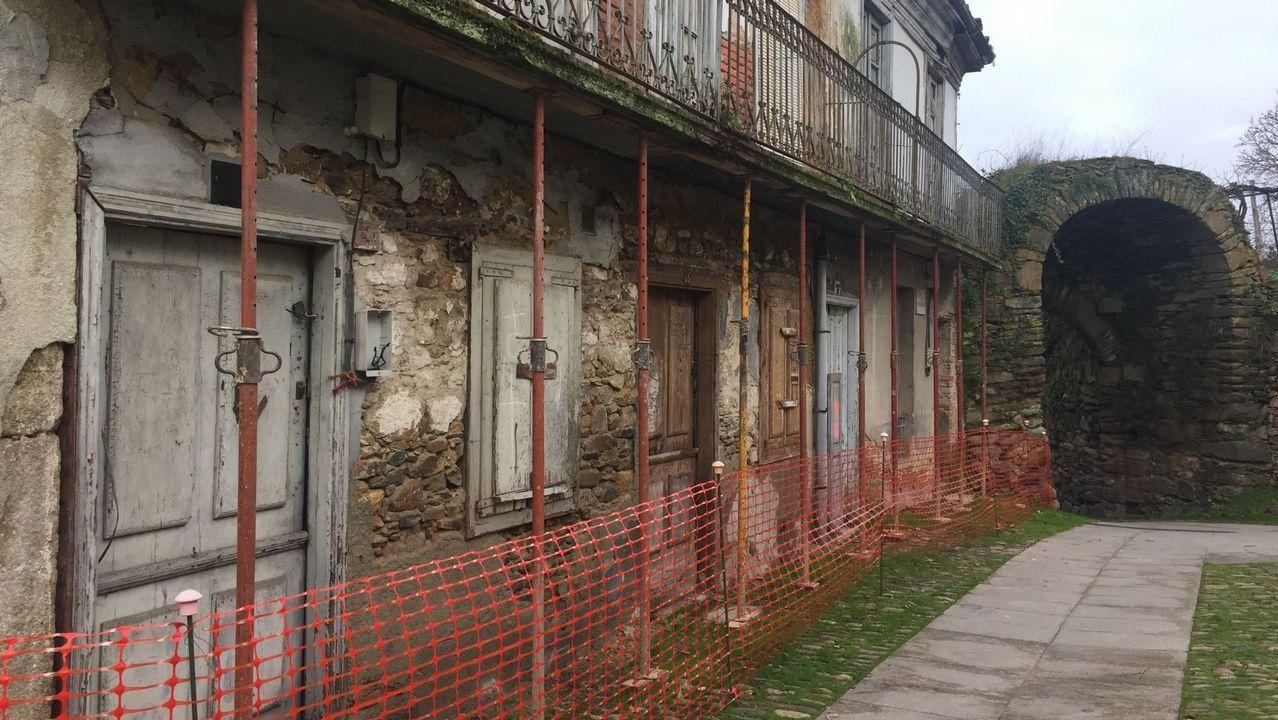 Casa en ruinas en Monforte de Lemos