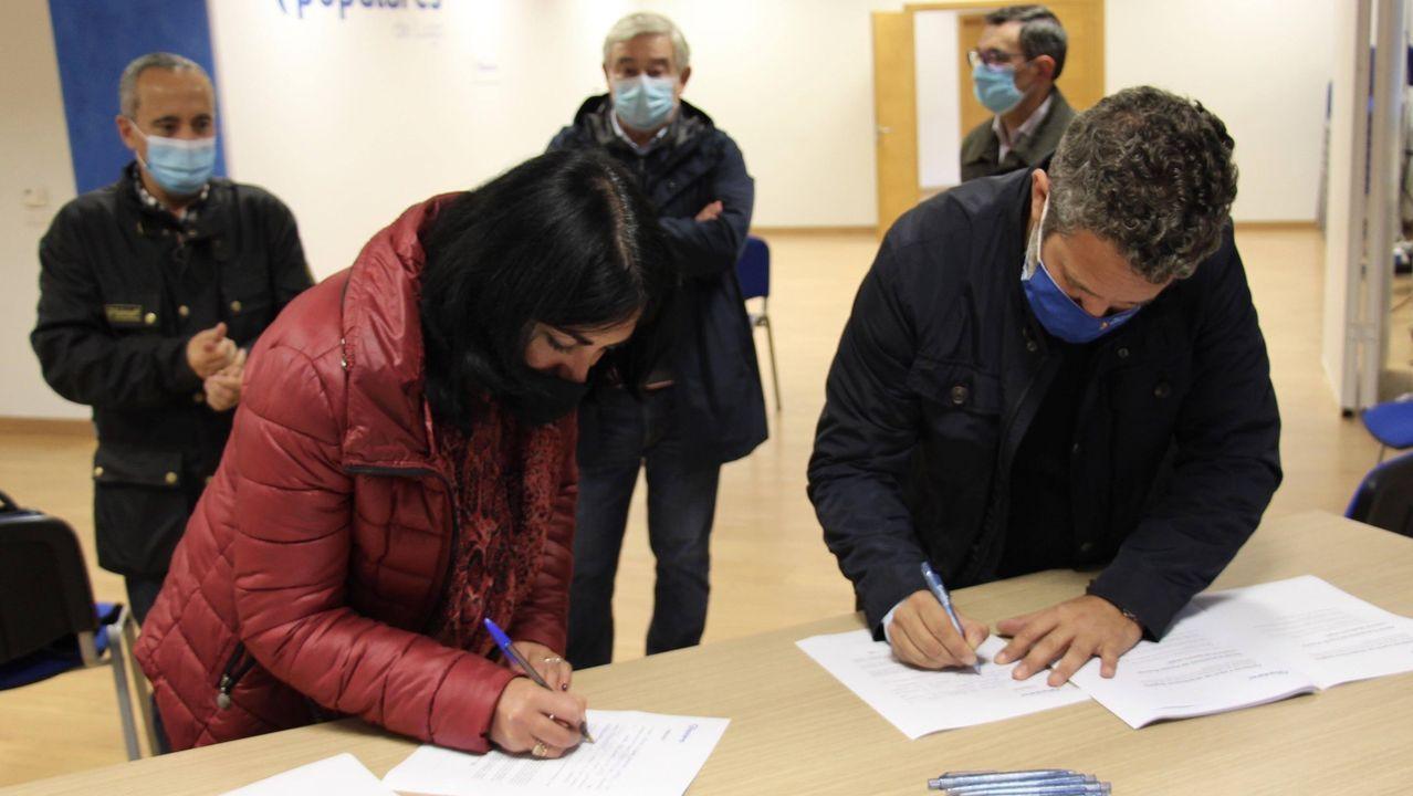 El PP extiende a toda la provincia la recogida de firmas