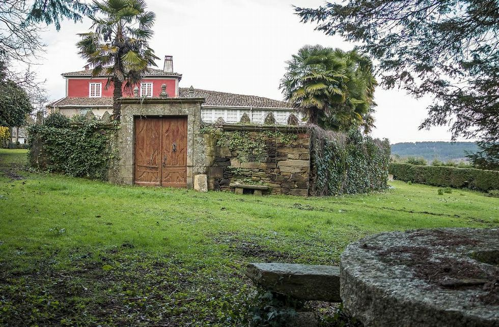 El pazo de Feijoo conserva vetigios de varias épocas