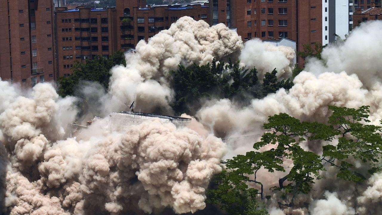 Adiós a un símbolo del «narcoterrorismo» en Colombia.Pedro Nieva, Javier Ardines y Djelali B.