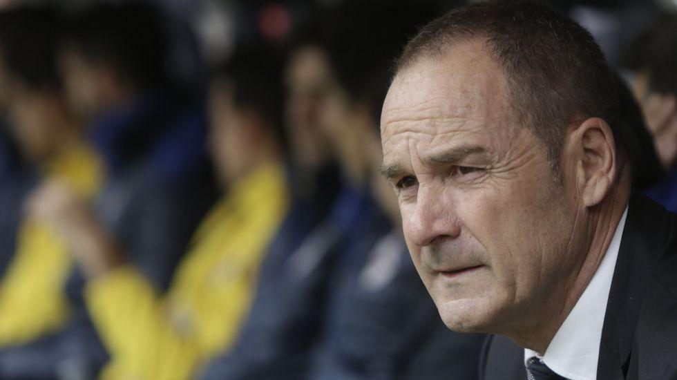 Víctor Fernández salvó varias veces su despido pero no pudo con una racha de 10 partidos sin ganar.