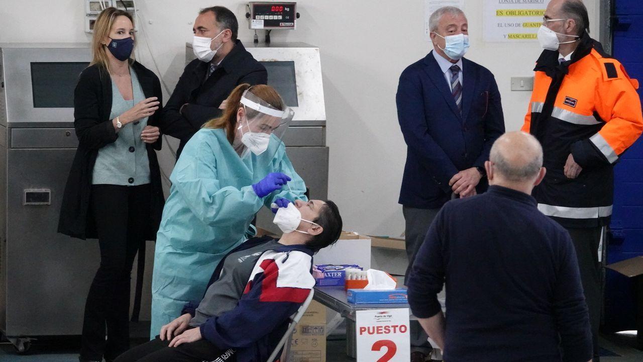 Rueda de prensa de Rafael Rodríguez Villarino e Ignacio Gómez