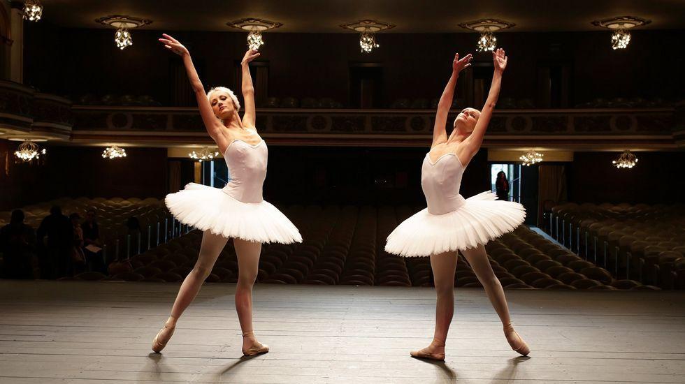 Los bailarines representarán la obra clásica de Tchaikovsky.