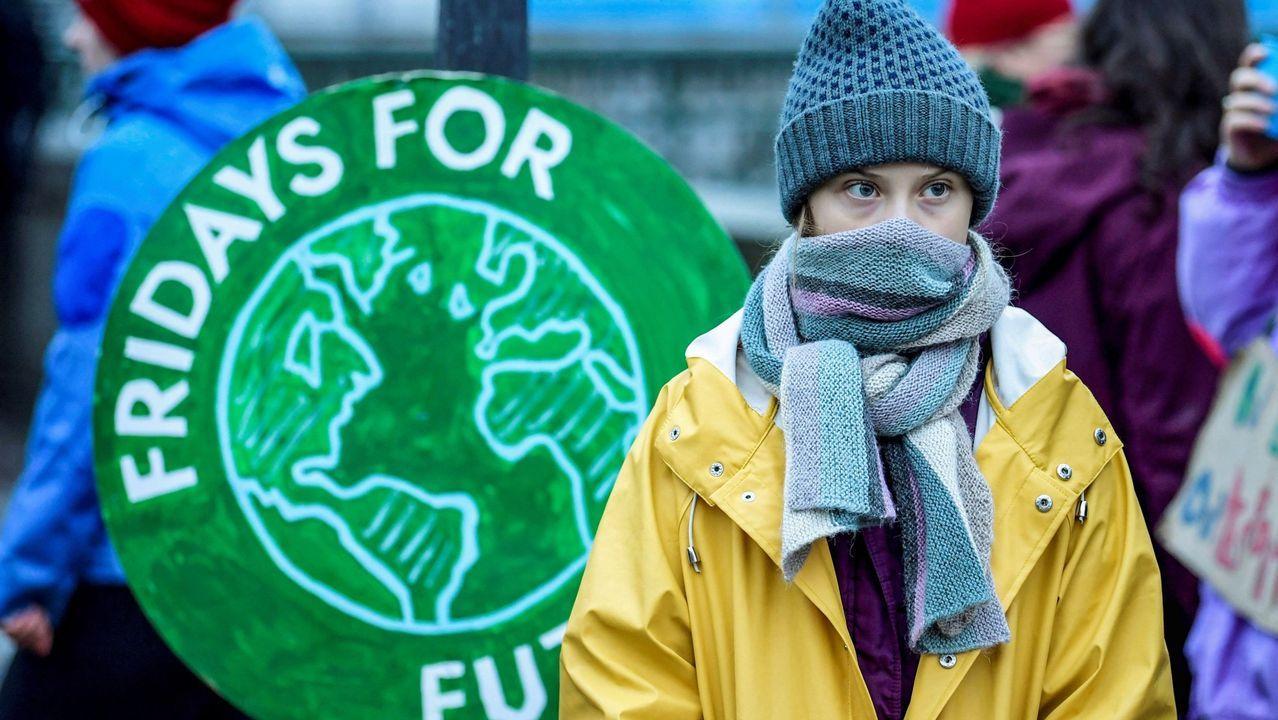 Gran celebración de la Voda da Pita en As Eiroás.Werner Kogler celebra la aprobación en el congreso l de Los Verdes el Gobierno de coalición con el conservador Kurz