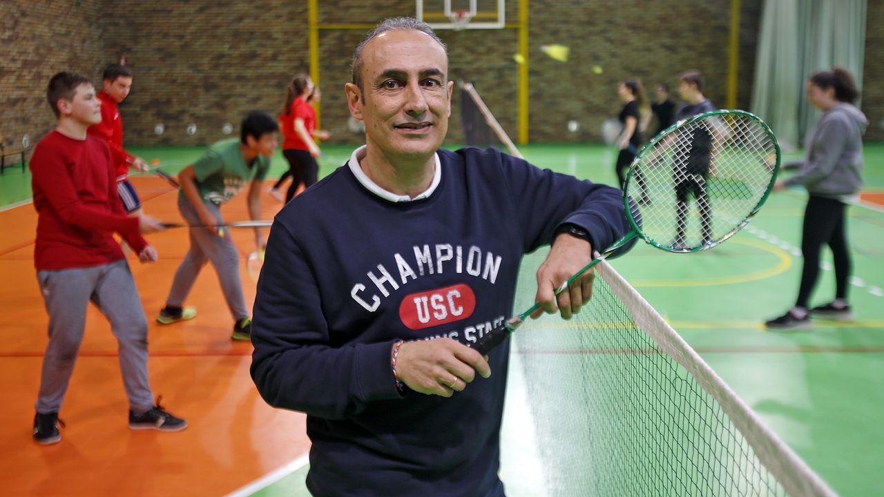 O noso profesor de educación física, Juan