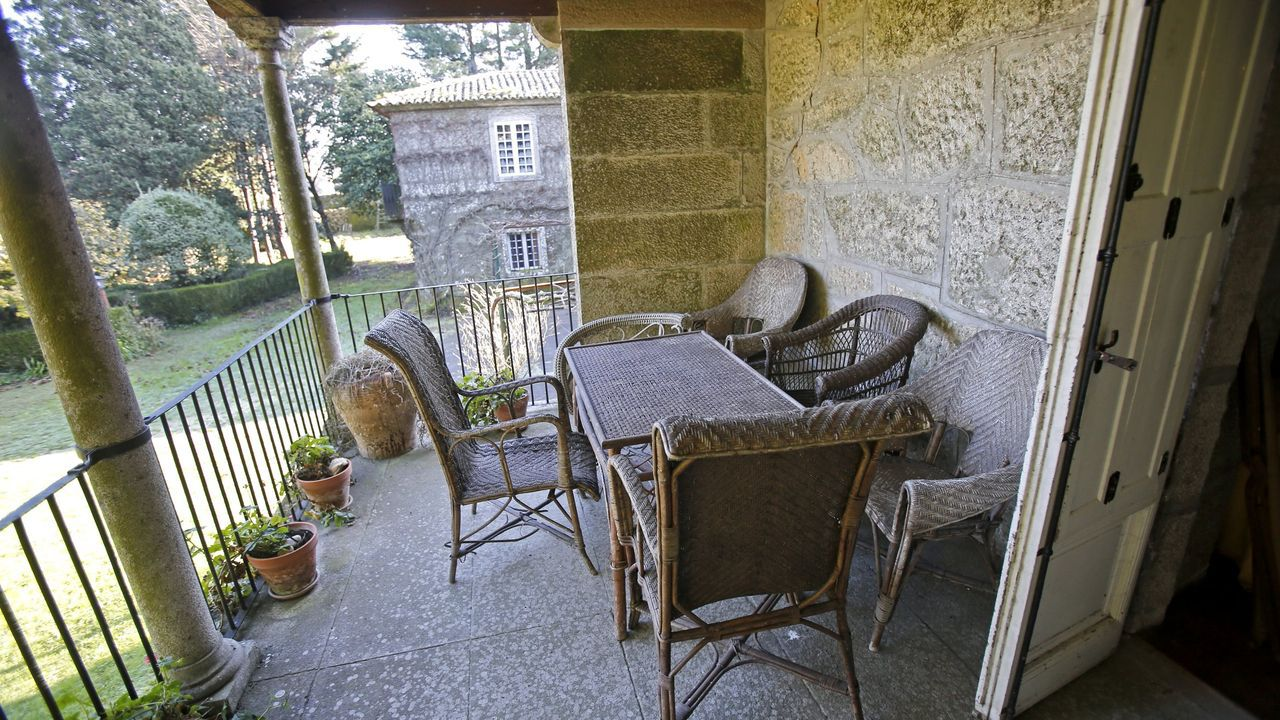 Así son los pazos a la venta en la comarca de Pontevedra