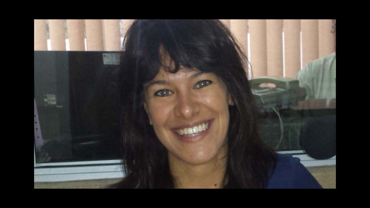 Eva Parga Dans, investigadora de la Facultade de Socioloxía de la udc