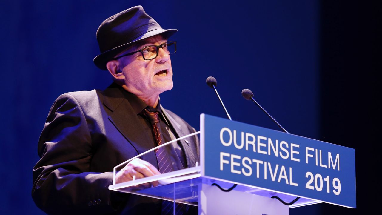 Miguel Anxo Fernández, director artístico del OUFF, tuvo presentes a todos los protagonistas de esta edición durante su discurso inaugural
