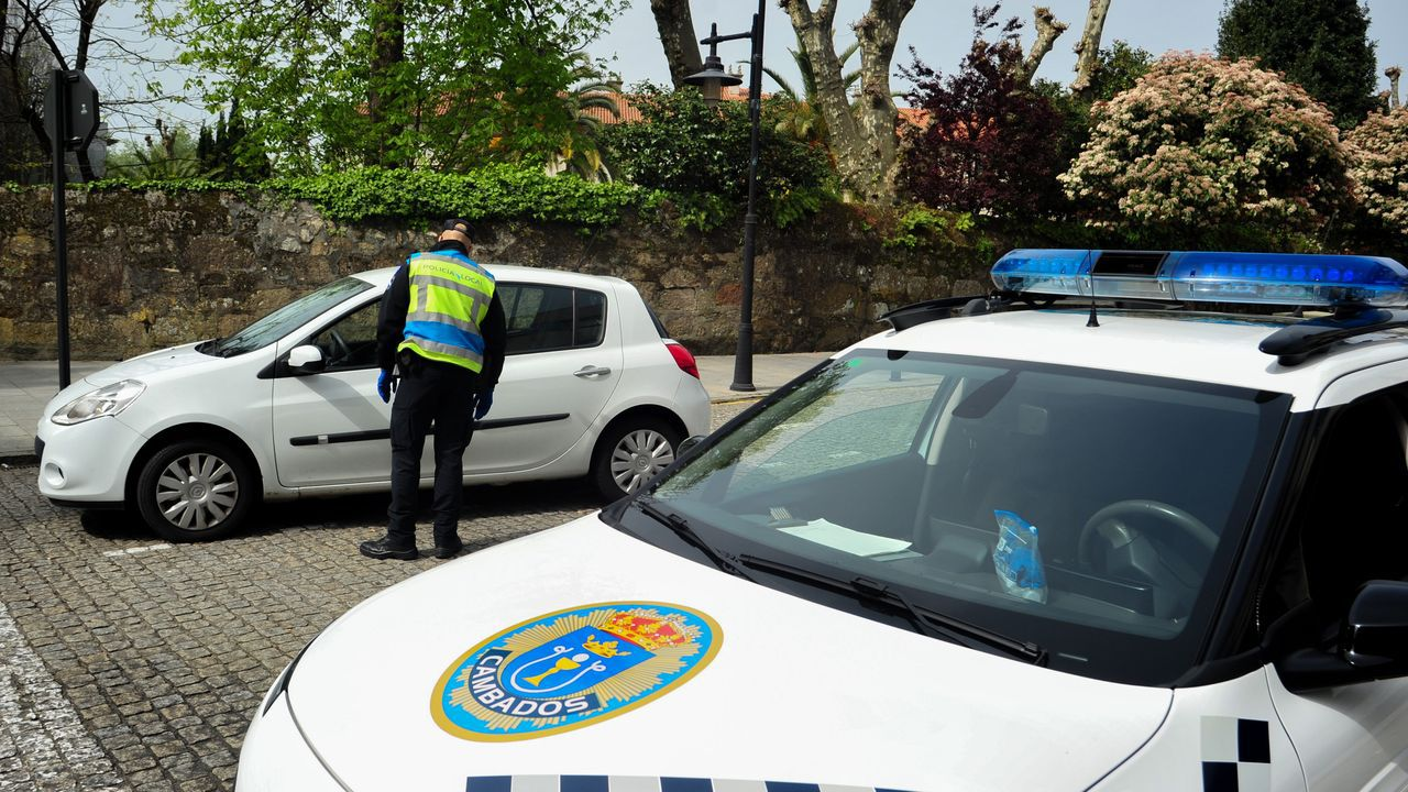 Una pareja intenta detener a dos ladrones que se dan a la fuga en A Coruña.Juan Carlos Pérez está pasando la cuarentena con sus padres en una aldea de San Xoán de Río