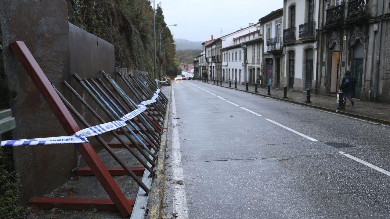Así está la rúa de Betanzos.José Manuel Zapico y Damián Manzano
