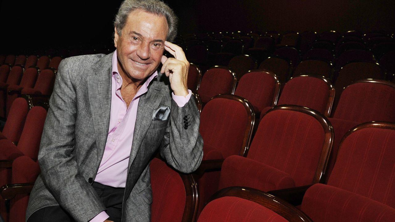 El actor asturiano Arturo Fernández en una foto de archivo de 2008
