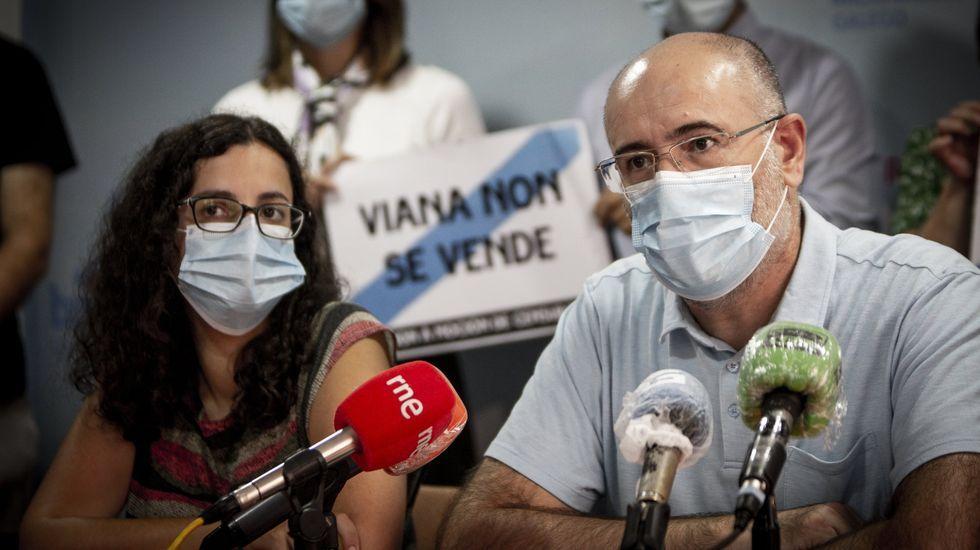 Secundino Fernández quiere recuperar la alcaldía de Viana do Bolo