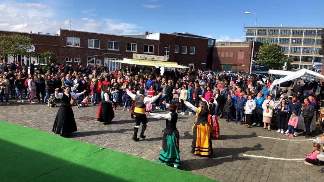 El centro gallego de Cuxhaven intenta ser un referente cultural en su comunidad