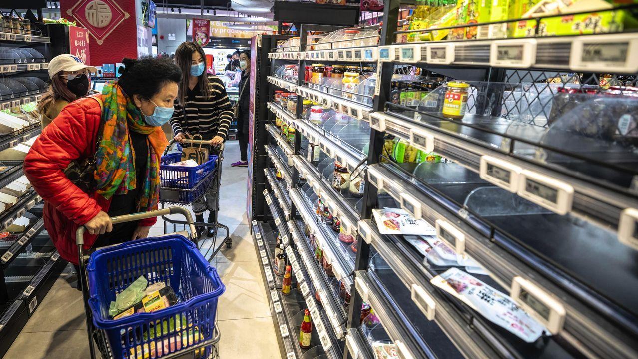 La visión del coronavirus de un asturiano en Shanghái.Setga, una empresa puntera en la fabricación de iluminación, no tiene proveedores chinos