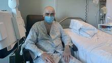 Diego fue el primer paciente de covid-19 en Galicia al que le aplicaron la técnica ECMO