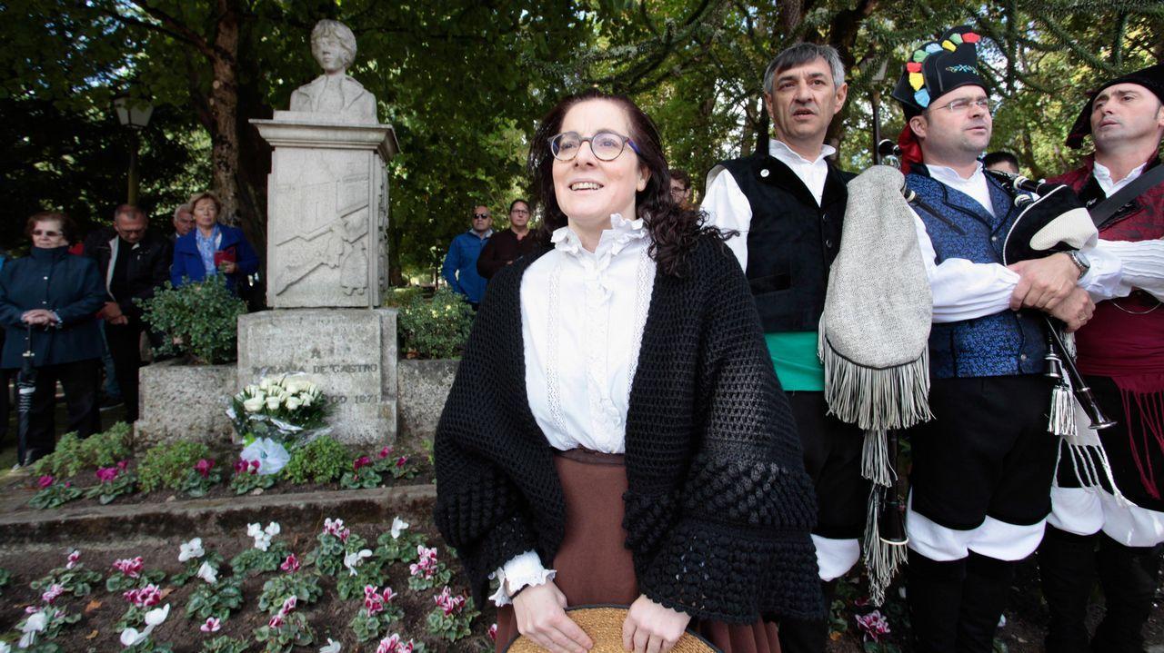 Rozalén triunfa en Lugo con su música feminista