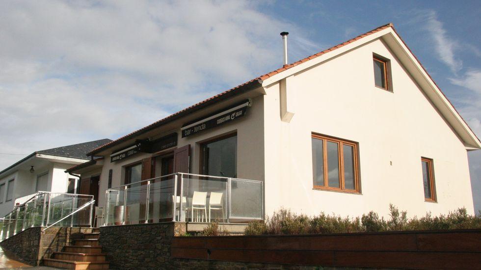 Casa Landeira, en una imagen de archivo