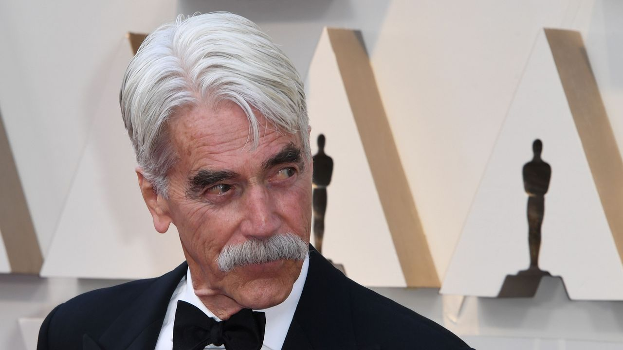 Sam Elliott, nominado como actor secundario en Ha nacido una estrella