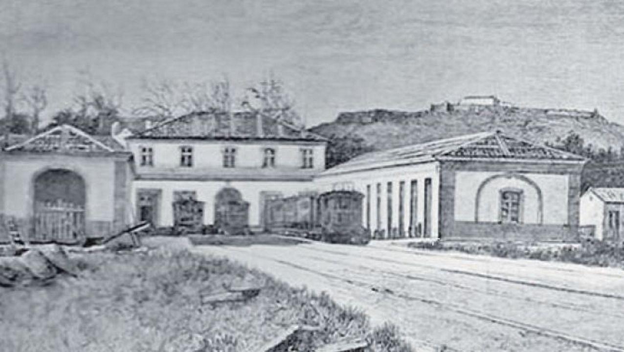 Imagen de archivo un pruebas del covid en Vigo