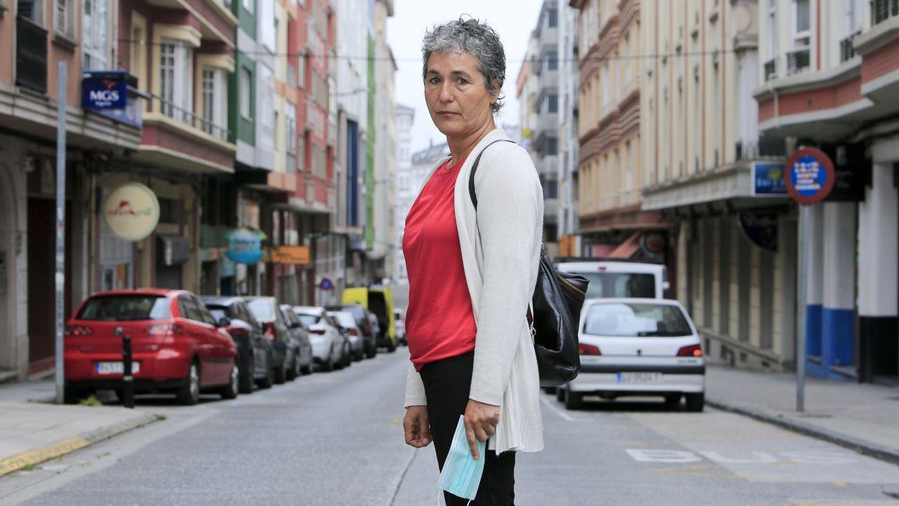 Sagrario Fernández coordina as xornadas sobre maiores e vivenda