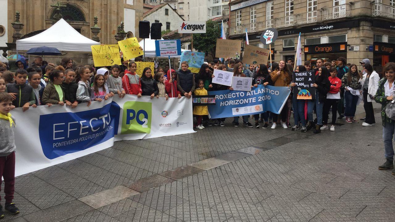 Día del Clima en Pontevedra