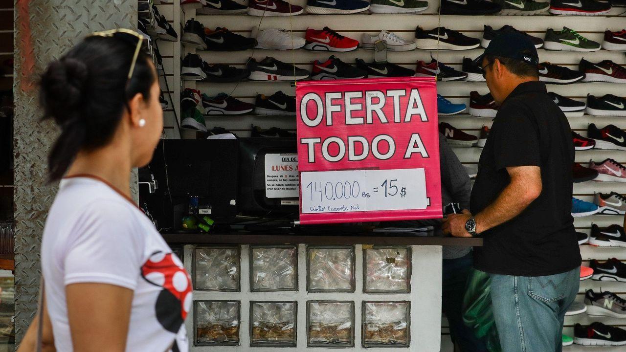 El bolívar ha perdido ceros para enmascarar la inflación