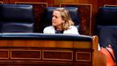 La ministra de Economía, en el debate en el Congreso sobre la última prórroga del estado de alarma