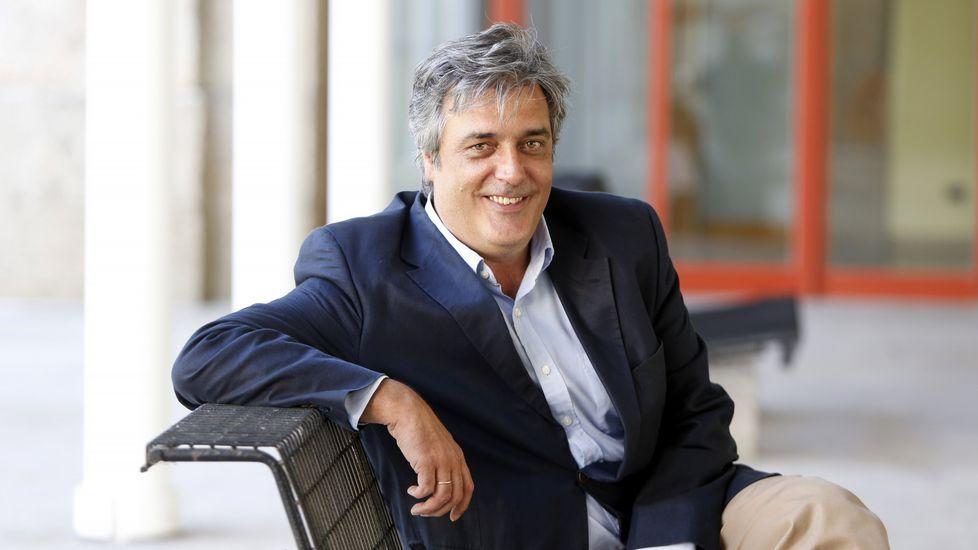 """Entrevista Pedro Puy Fraga, Portavoz PP Parlamento Galicia: """"En Galicia el mensaje de VOX cae en terreno poco fértil"""""""