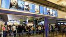 Cuando reabran, será necesario mantener el distanciamiento social en los cines