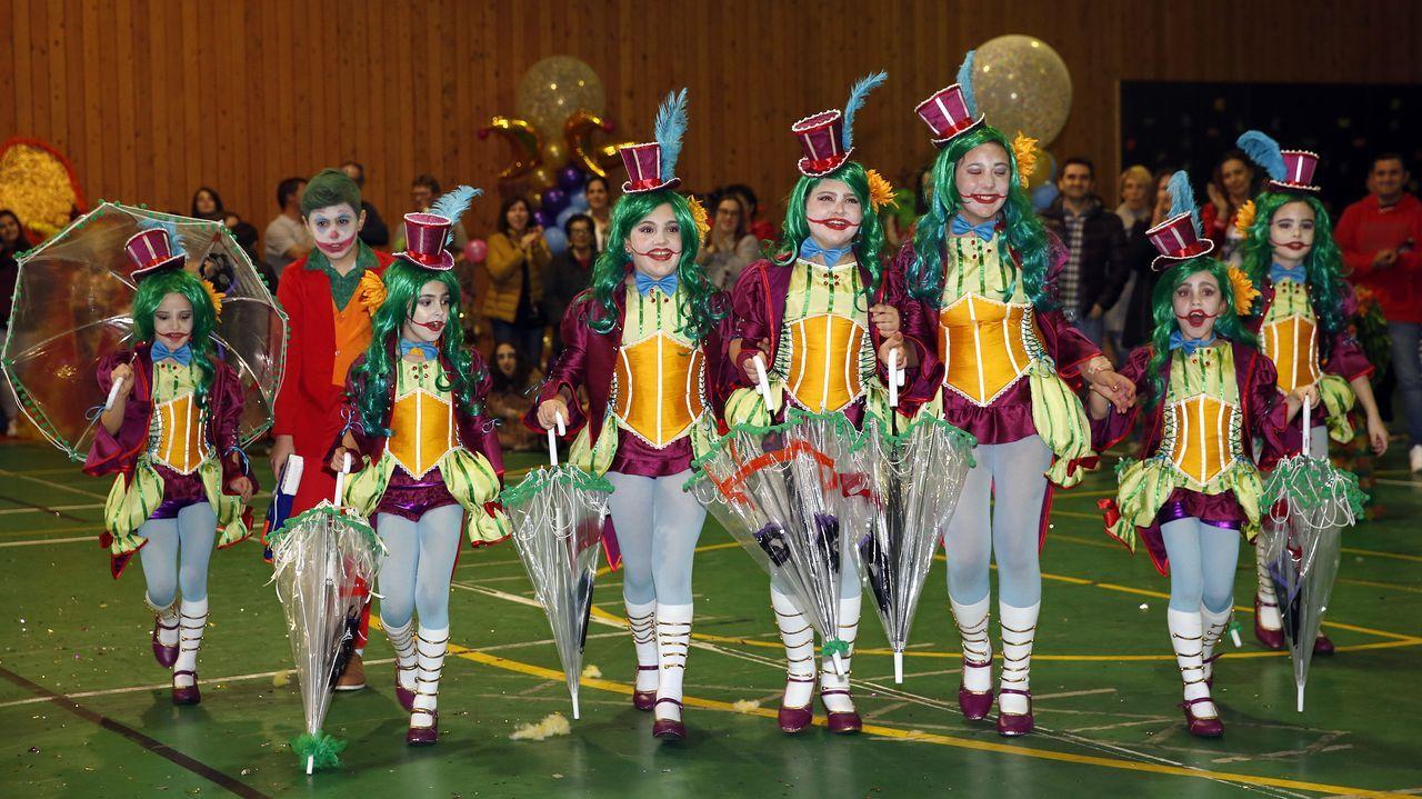 Así vive Barbanza el carnaval