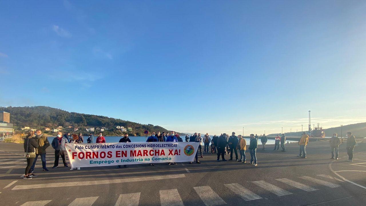 La hostelería protesta de nuevo contra las medidas anticovid.Protesta de Xeal