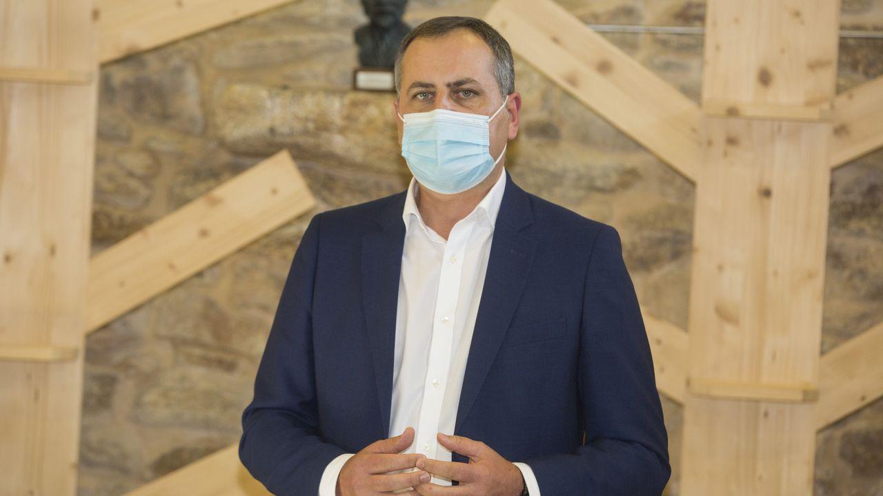 ¿Cómo podrá salir reforzado de la pandemia el sector del vino en Galicia?.Merluzas del pincho de Celeiro, acreditadas por Friend of the Sea y Galicia Calidade, en una foto de archivo