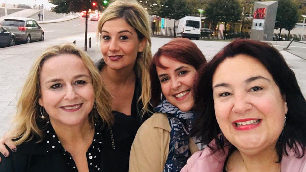 Oviedo por la iguadad.Mujeres en Igualdad
