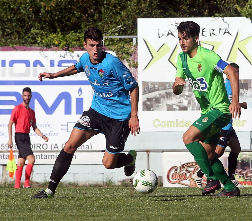 El Campeonato de España de Duatlón en Avilés, en imágenes.Casto, portero de la U.D. Almería