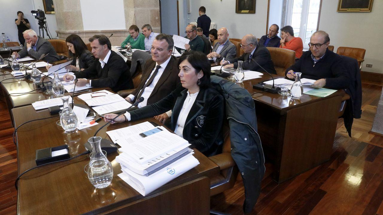Centro penitenciario de Villabona.Juzgados de Oviedo