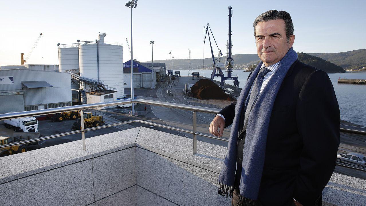 «Galicia ha recuperado mucho de lo que la crisis se llevó pero echo de menos la aparición de industria nueva».Manifestación en Pamplona el pasado sábado pidiendo «justicia» para los ocho jóvenes de Alsasua