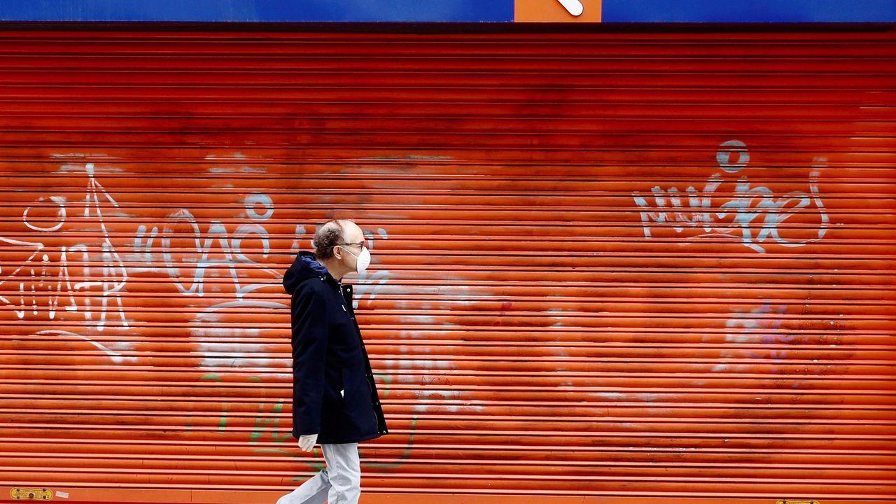 El adiós en imágenesal empresario Manuel Jove