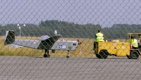 El INTA pretende convertir sus instalaciones de Rozas en referente en la investigación de UAV.