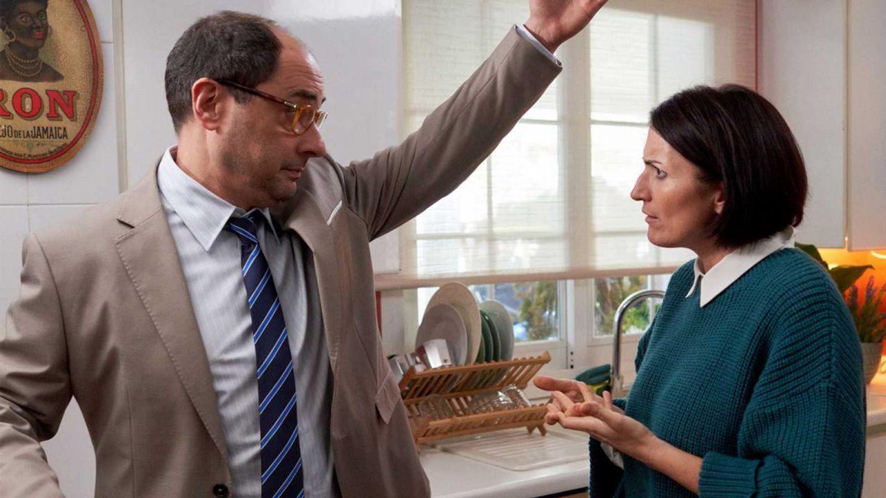Jordi Sánchez y Silvia Abril protagonizan la película