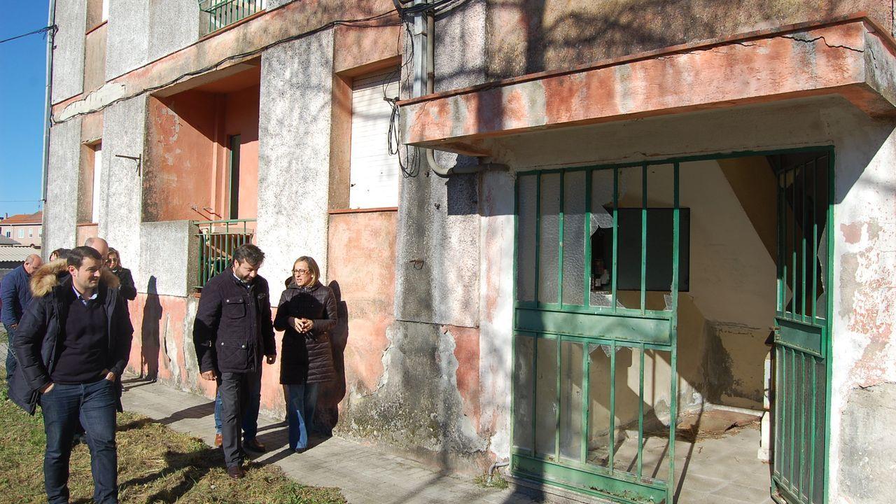 La antigua casa de los maestros se convertirá en vivendas sociales