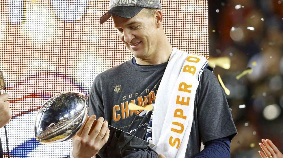 Carolina Panthers - Denver Broncos, en imágenes