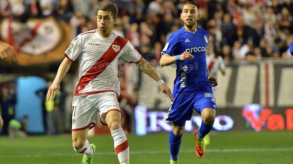 Michu Real Oviedo Nastic Carlos Tartiere.DERROTA DEL OVIEDO EN VALLECAS