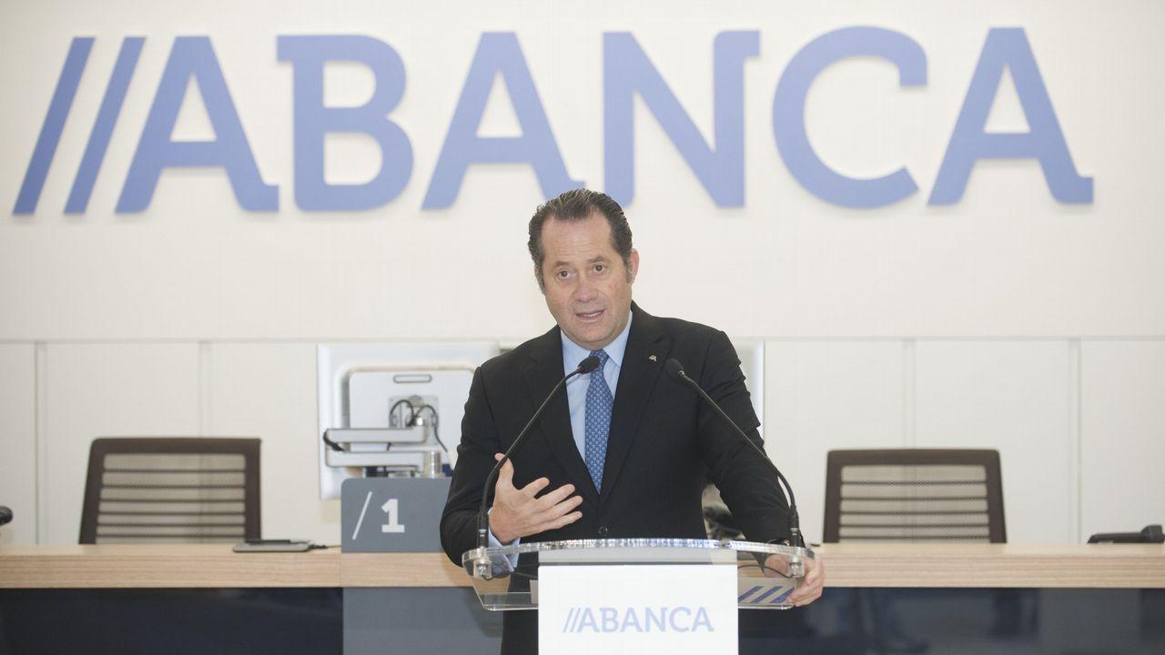 Carlos Torres, consejero delegado del BBVA