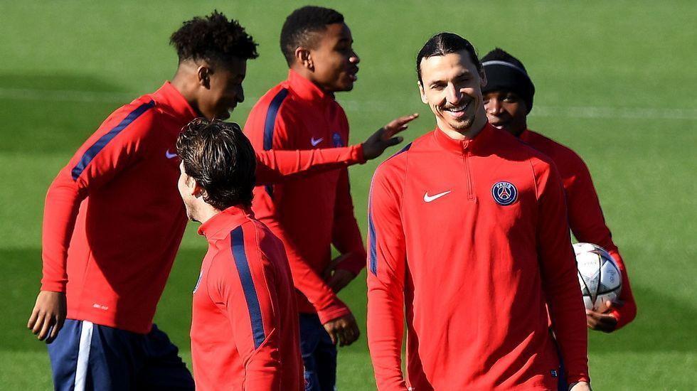 El PSG de Ibrahimovic, a por las semifinales ante el Manchester City