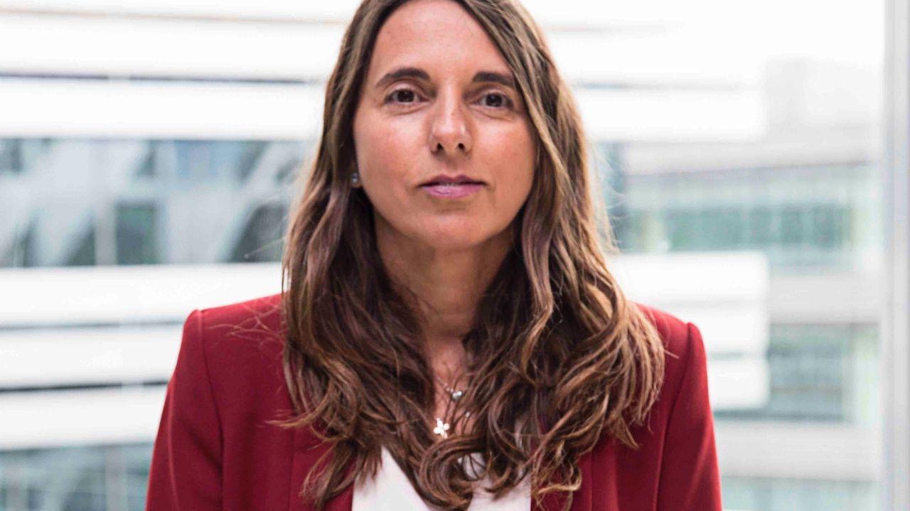Raquel Murillo, directora adjunta de A.M.A.