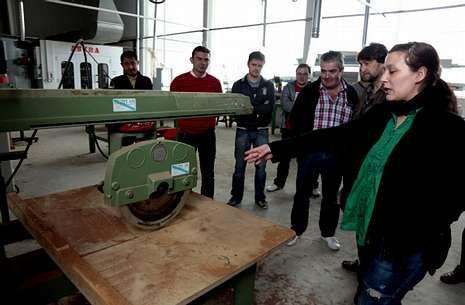 Atacarma es una de las entidades que ha utilizado las instalaciones del Fórum para formación.